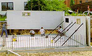 elementw nde fertigw nde aus beton betonwerk vorderbr ggen. Black Bedroom Furniture Sets. Home Design Ideas
