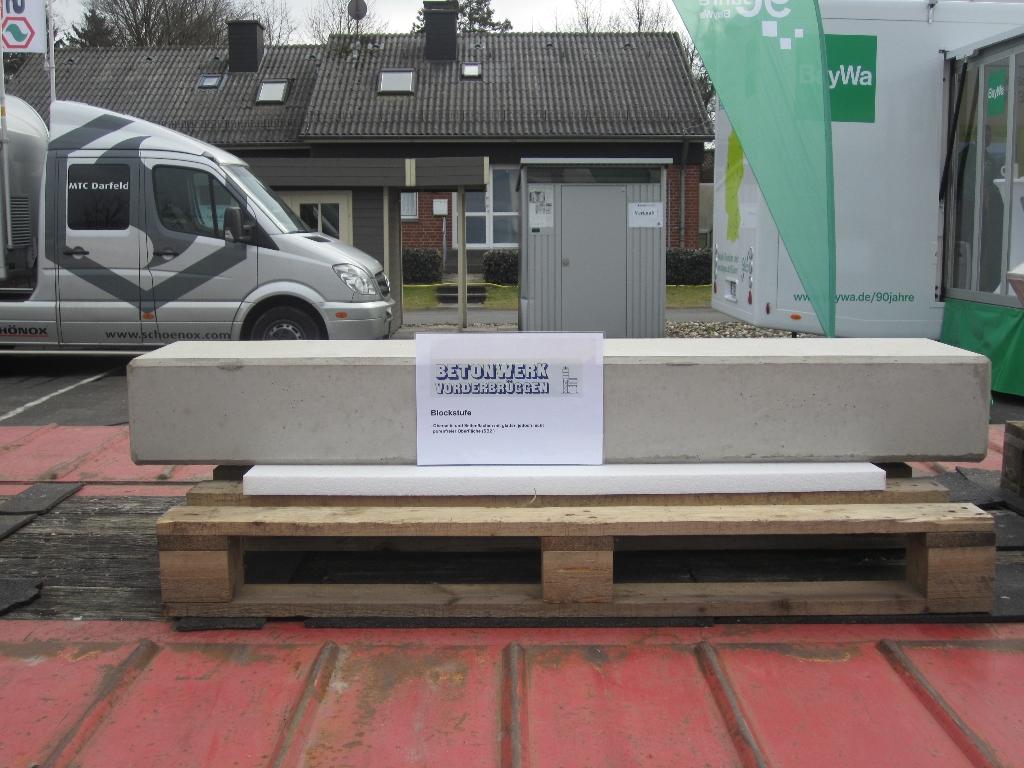 Top Hausmesse BayWa Coesfeld - Referenz Projekt - Betonwerk Vorderbrüggen CE07